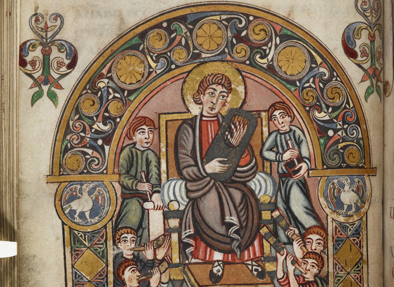 Vespasian psalter